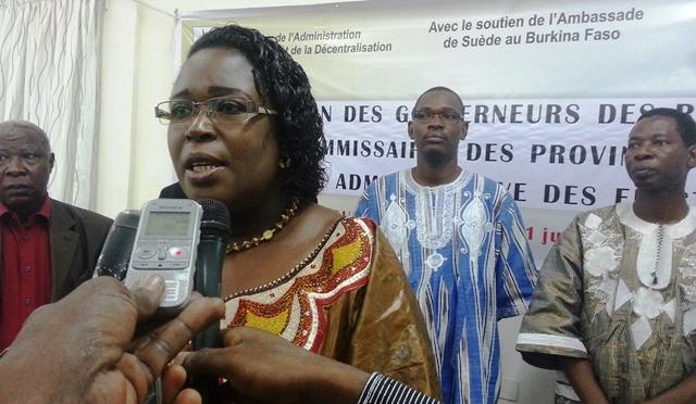 Les organisateurs de l'atelier tiennent à ce que ces élections soient crédibles et transparentes © Burkina24