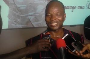 Bi-Nabié, douanier et artiste musicien
