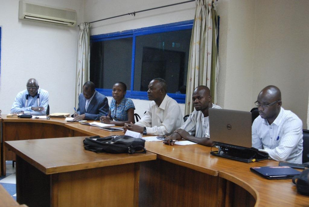 Le nouveau bureau de l'UNALFA compte travailler pour éteindre les crises nées au sein de la structure
