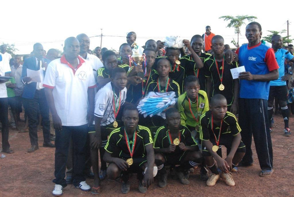 L'Union Sportive de Bangrin succède à KOZAF