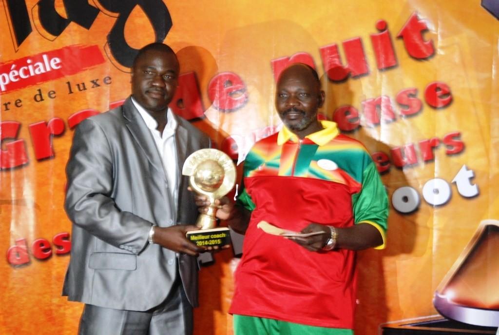 Oscar Barra, champion du Burkina 2014-2015 est à nouveau meilleur coach