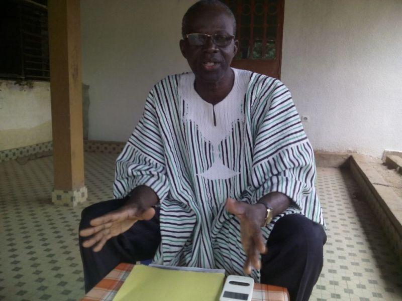 Selon l'ancien maire de Tenkodogo, Alassane Zakané, il y a des gens qui réclamaient à l'époque des parcelles pour des enfants de 5 ou 7 ans, toute chose qui est contraire aux textes.