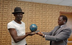 Seydou Boro, lauréat du Prix Musiques des Régions Francophones 2015