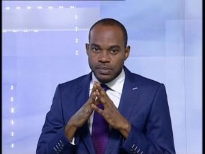 André Silver Konan, journaliste et écrivain ivoirien
