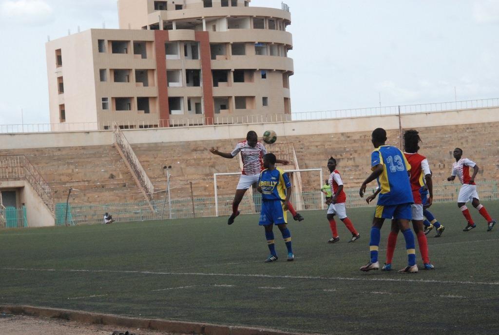 Le Tournoi de l'avenir du football féminin est une occasion de la donner de la compétitions aux filles