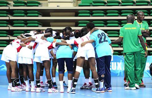 L'équipe de handball du Burkina doit se rattraper lors de deuxième sortie