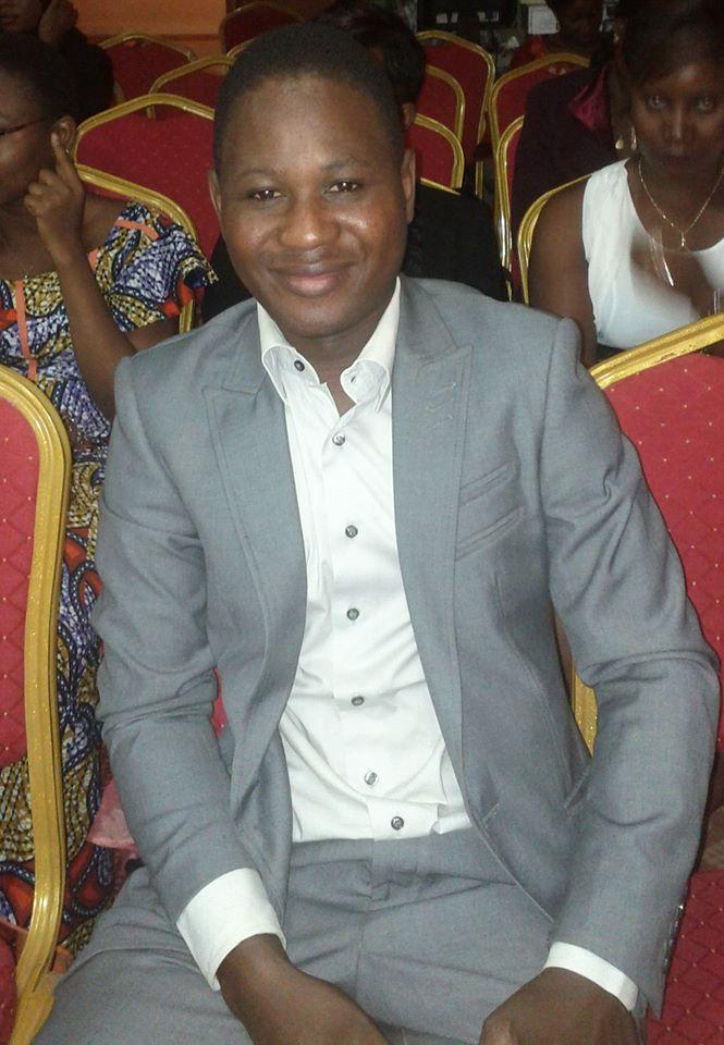 Dieudonné Lankoandé, directeur de publication du Chemin du droit