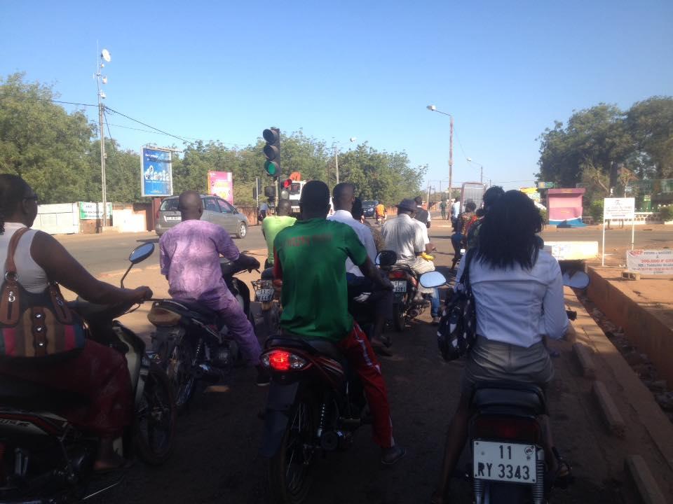 Des Ouagalais ce 29 novembre 2015