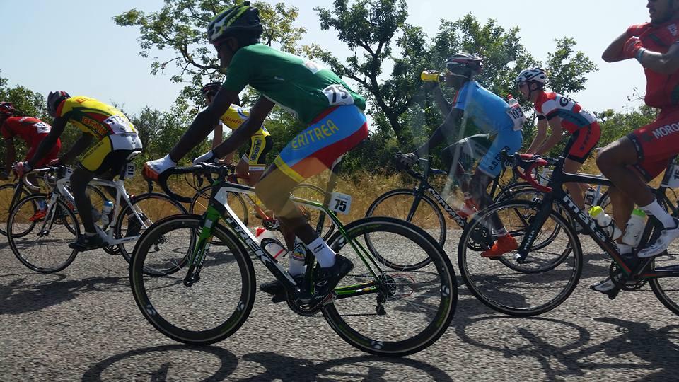 Les Erythréens ont déjà remporté cinq étapes sur 8 au Tour du Faso 2015