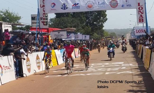 Tour du Faso etape 7 arrivée