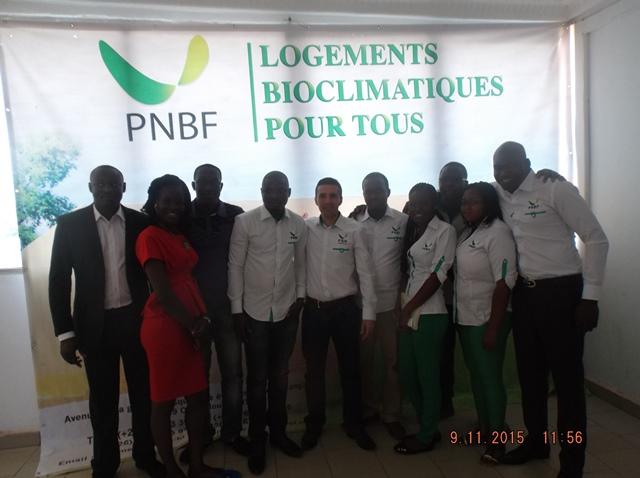 L'équipe de PNBF