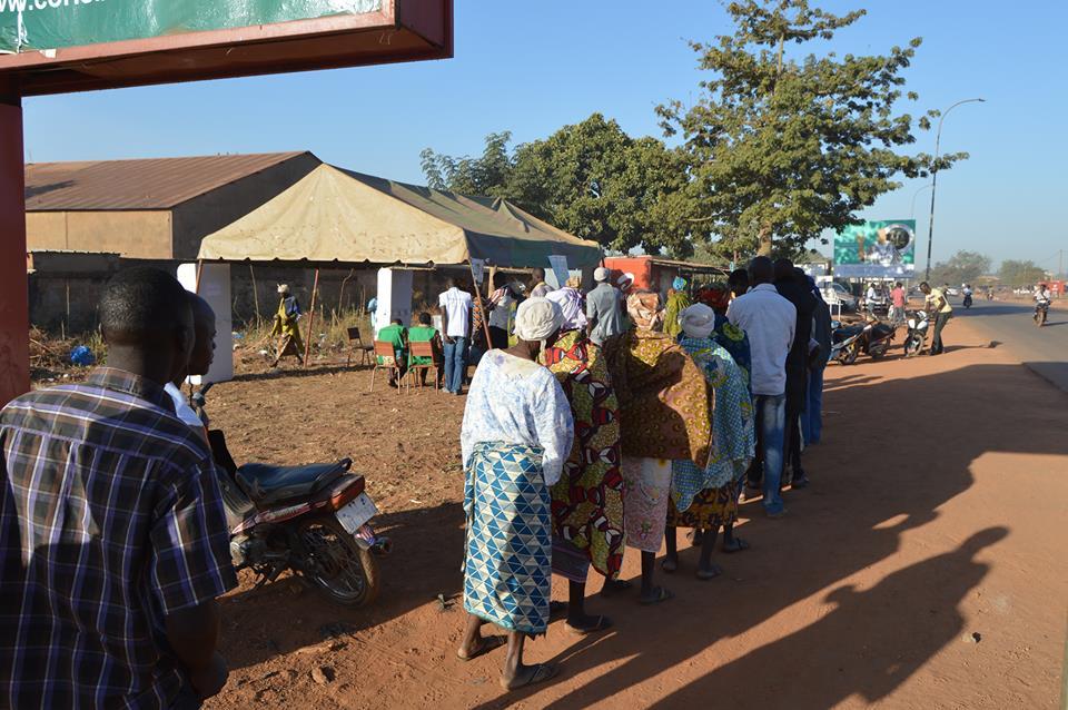 A Tanghin, à Ouagadougou