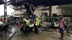Ghana. Plus de 150 morts dans l'explosion d'une station-service.