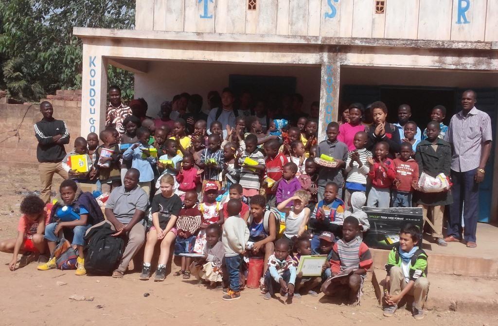A l'association d'insertion, aide aux orphelins, l'on a besoin d'un meilleur local et de matériels