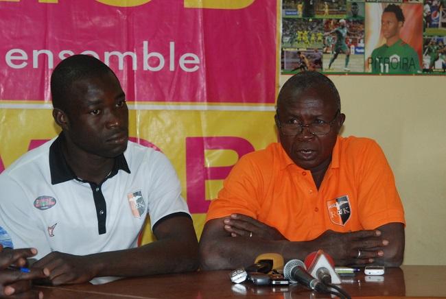 Aboubacar Sawadogo (gardien) et Malo Kamou (coach) sont les meilleurs à leurs postes