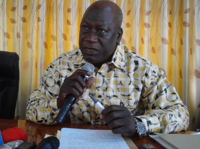 Le Président de la FBC Alassane D. Ouangrawa a confié que le Tour du Faso 2015 est le seul qui ne lui a pas donné de maux de tête