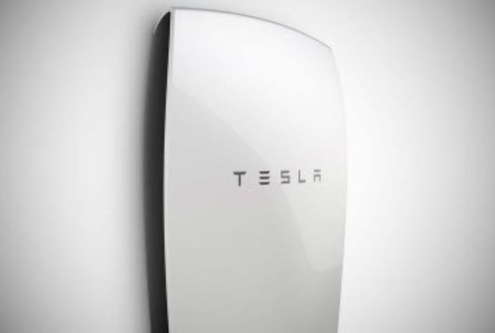 Aperçu de la batterie de Tesla.
