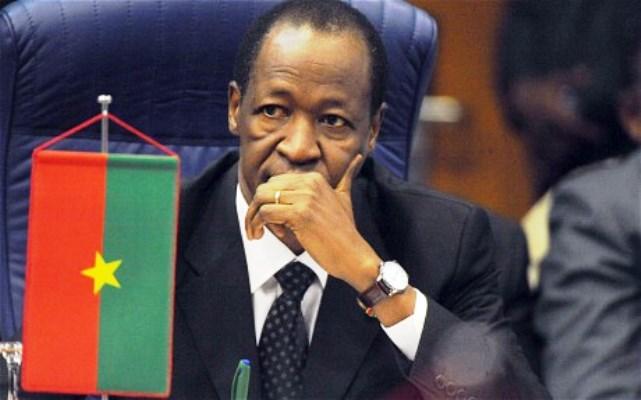 Burkina Faso : le procès de Blaise Compaoré fixé au 27 avril