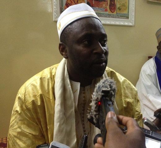 Cheick Sidi Mohamed Maïga, le fils du guide spirituel, Cheick Aboubacar Maïga II.