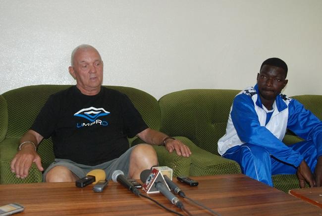 L'entraîneur de l'EFO Georges Tripp pense que son équipe sera difficile à battre lors des prochaines journées