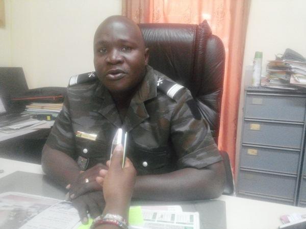 Le DR des douanes, Mikailou Diarra souhaite une année de relance économique