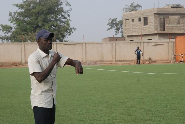 Mousso Ouédraogo dit Mourinho qui a permis à l'USO de rester invaincue pourrait plier bagages