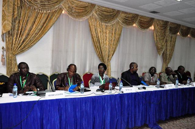 Le/la responsable en charge de la communication de chaque Etat membre de l'OOAS est accompagné (e) d'un(e) journaliste spécialisé(e) en questions sanitaires.