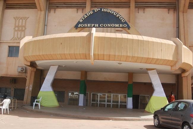 Le Stade Municiapl désormais rebaptisé Dr Issoufou Joseph Conombo