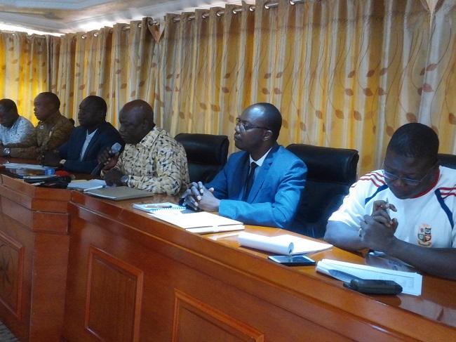Le comité d'organisation dit avoir été pointilleux lors de du Tour du Faso 2015