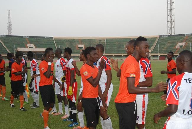 Mené, le Rail Club du Kadiogo (RCK) a su revenir au score et s'imposer face à l'USFA