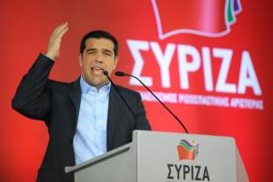 Alexis Tsipras, le leader Grec.