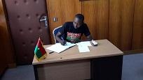 Abdoulaye TIENDREBEOGO, de la Coordination des associations burkinabè en Côte d'Ivoire.