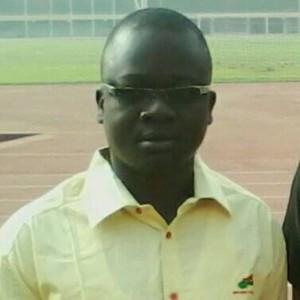 Michel BADO, SG du Collectif des Associations et Mouvements de Jeunesse BURKINABÈ en Côte d'Ivoire (CAMJBCI )