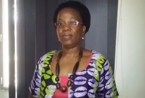 Moudjibath Daouda-Koudjo, rédactrice en chef de Planète enfants.