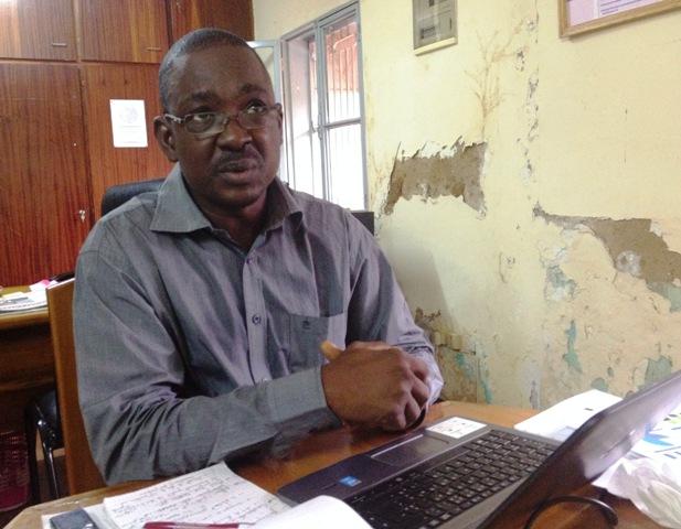 Ousmane Ouédraogo, Coordonnateur national du Conseil burkinabè des organisations de développement communautaire (BURCASO)