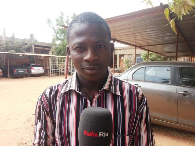 Cyril Zongo
