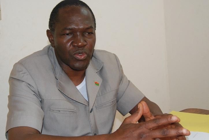 Moumouni Ouédraogo, directeur du Guichet unique de Ouagadougou © Burkina24