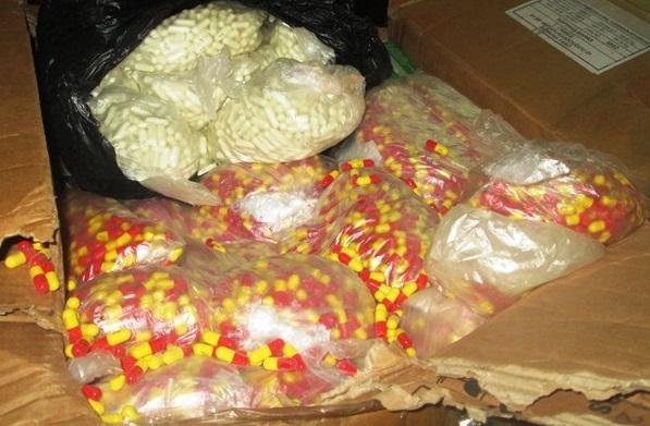 Les médicaments de la rue sont consommés abusivement sur le terrain