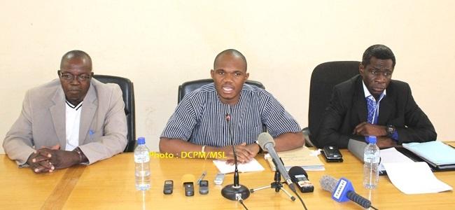 Le directeur de cabinet du ministère des sports et des loisirs Ismaël Sombié pense que la restructuration de l'USSU-BF permettra d'être en adéquation avec les normes internationales