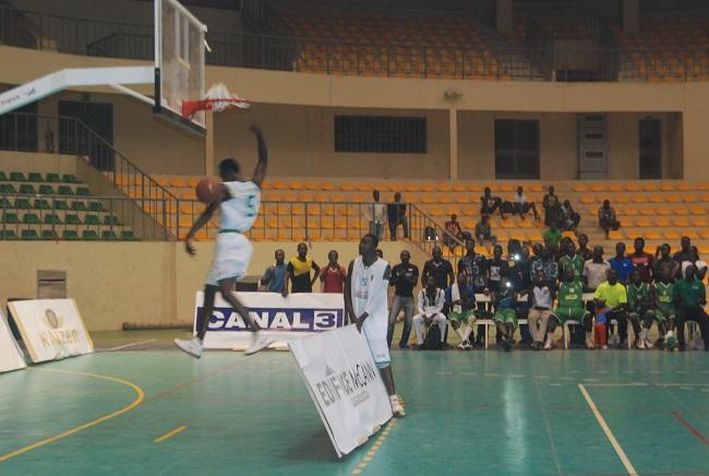 Stéphane Nissao a remporté le concours du dunk