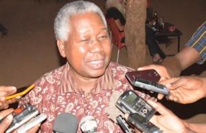 Gaston Kaboré, cinéaste, homme de culture et parrain de la 9e édition des récréâtrales