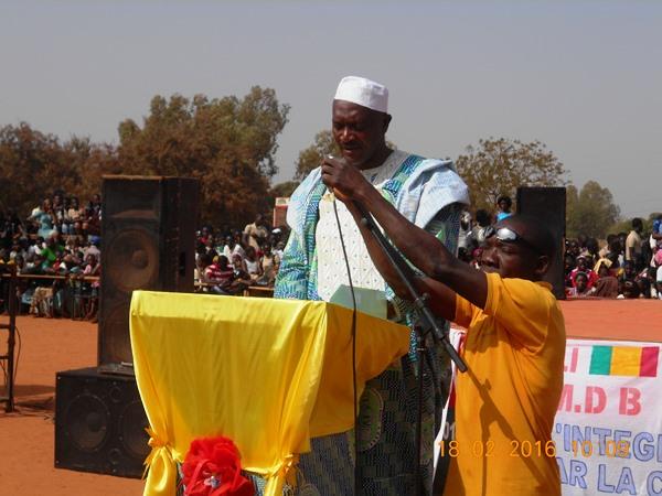 Le proviseur Amadou Dao a étalé quelques difficultés du LMVTD