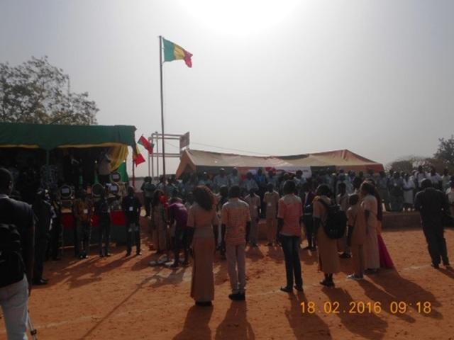 Les élèves des différents établissements du Mali, ont affirmé que à Bobo ils sont chez eux