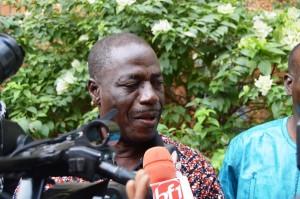 Mahama Bonkoungou, conseiller technique du ministre de l'Education nationale et de l'alphabétisation - © Burkina 24