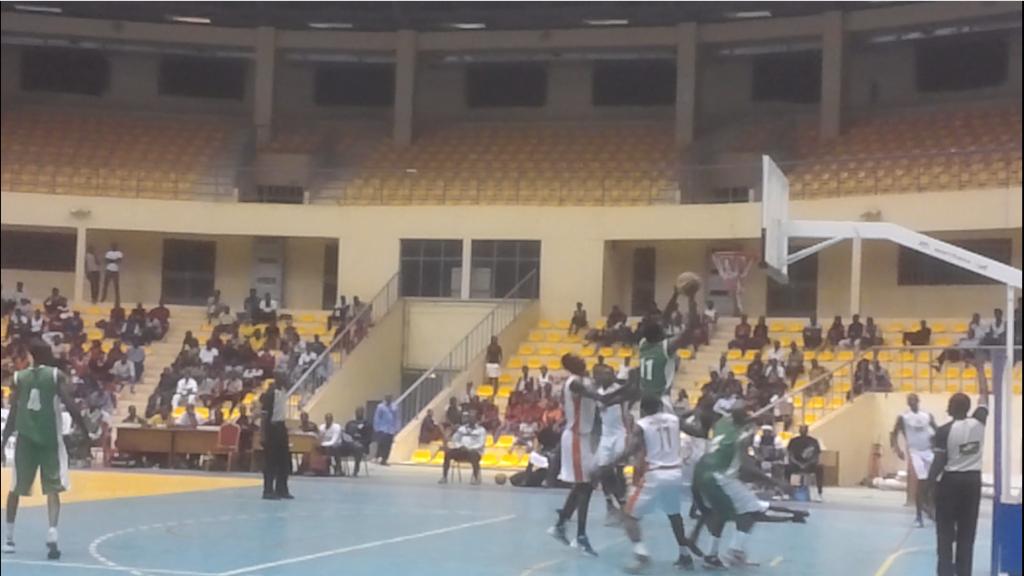 Le RCK a dominé la finale du championnat burkinabè de basketball das tous les compartiments