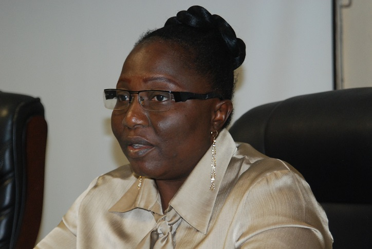Aminata Rabo, chargée de plaidoyer à PP Global © Burkina24