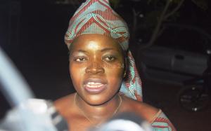 Aimée Sanou, présidente de la CEIA-4 - © Burkina 24