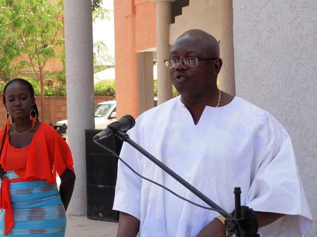 Augustin Blaise Hien © Burkina24