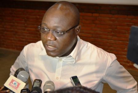 Clément Kouamé, directeur général Canal+ Burkina