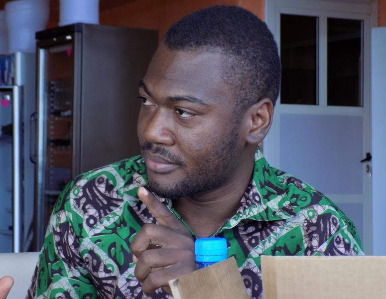 Zaré Mahamadou Ben Rachid, membre du comité d'organisation